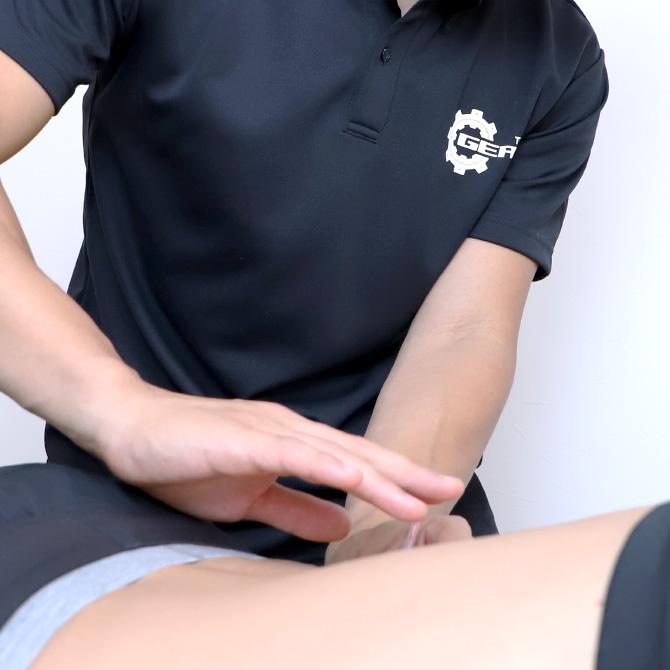 鍼灸のイメージ